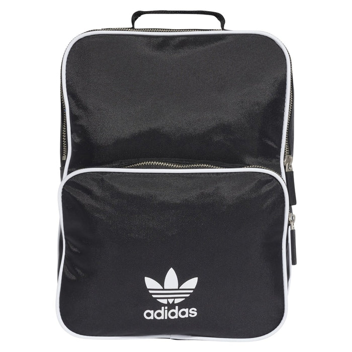 2a738ab044c9 adidas Originals adicolor Trefoil Backpack - Black Front ...