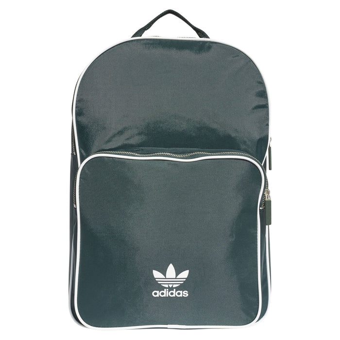 adidas Originals adicolor Trefoil Backpack - Green Front ... f370658e61de6