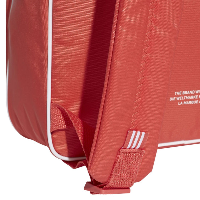 9325c88f1ac9 adidas Originals Classic adicolor Backpack - Red - Trade Sports