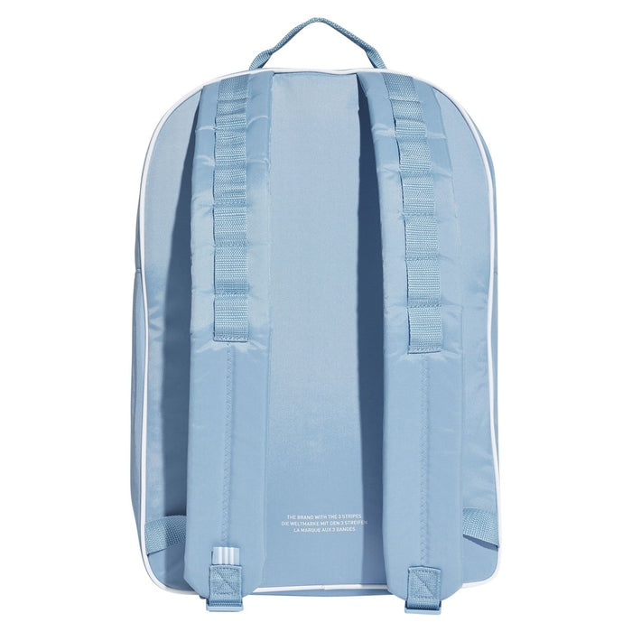 968f4b5ab52 adidas Originals Classic adicolor Backpack - Blue CW0631 - Trade Sports