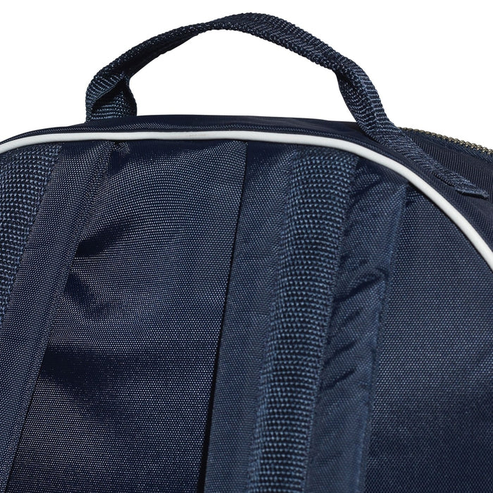 67c0347f57ed adidas Originals adicolor Trefoil Backpack - Navy CW0633 - Trade Sports
