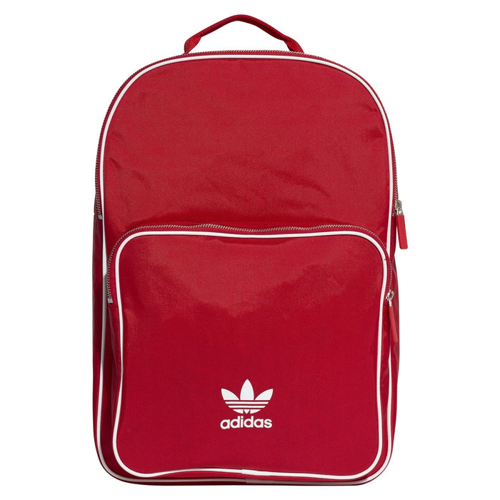 fbc6ae2e8efb adidas Originals adicolor Trefoil Backpack - Red CW0636 - Trade Sports