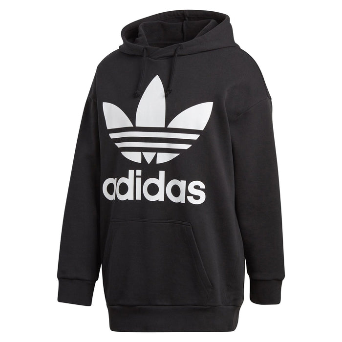 bea97b502bb adidas Originals Men's Trefoil Overhead Hoodie - Black - Trade Sports