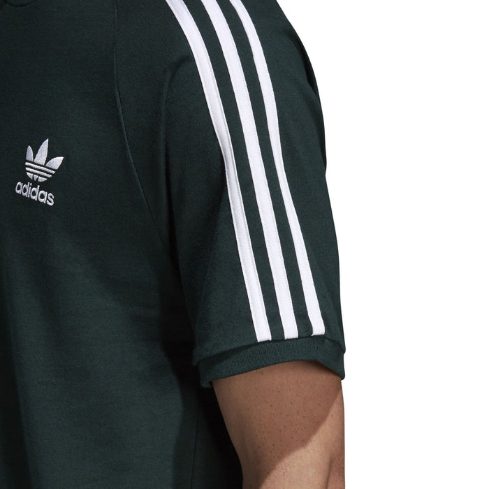 89bb5b498 ... adidas Originals Men s Adicolor California T-Shirt - Green Sleeve ...