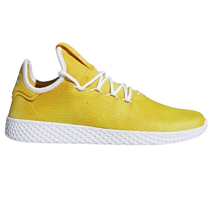wholesale dealer 39aaf ad4e4 ... adidas Originals Pharrell Williams Hu Tennis Shoes Yellow - Main ...