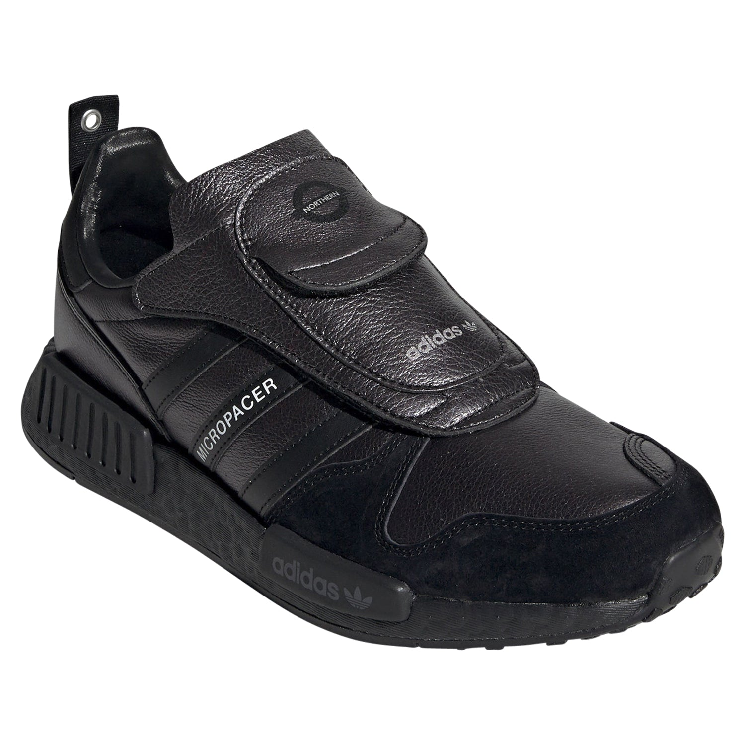 competitive price f024f d9d47 adidas Originals Men's Micropacer x R1 Trainers - Black