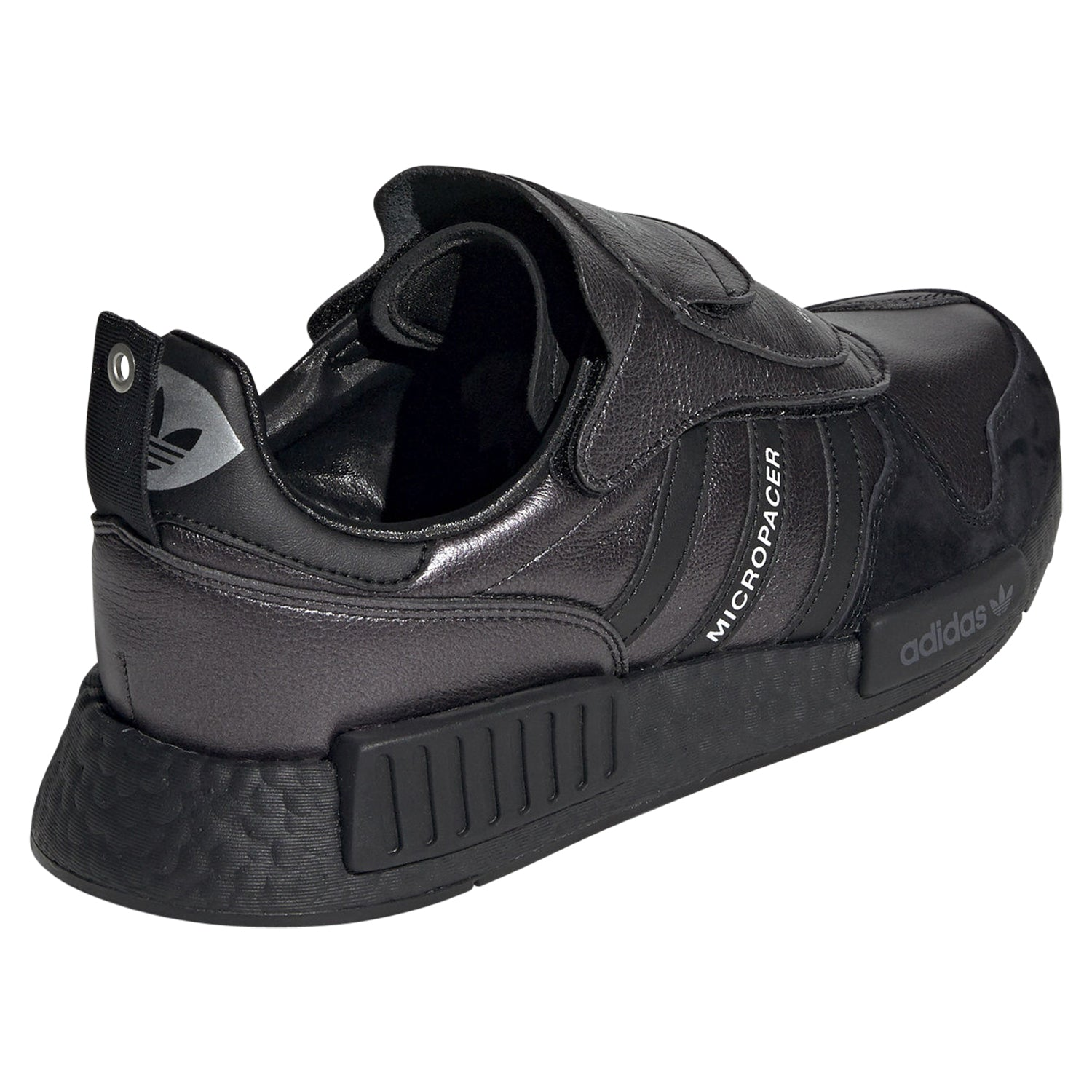 d80d753b1 tradesports.co.uk adidas Originals Micropacer x R1 Black Men s Trainers ...