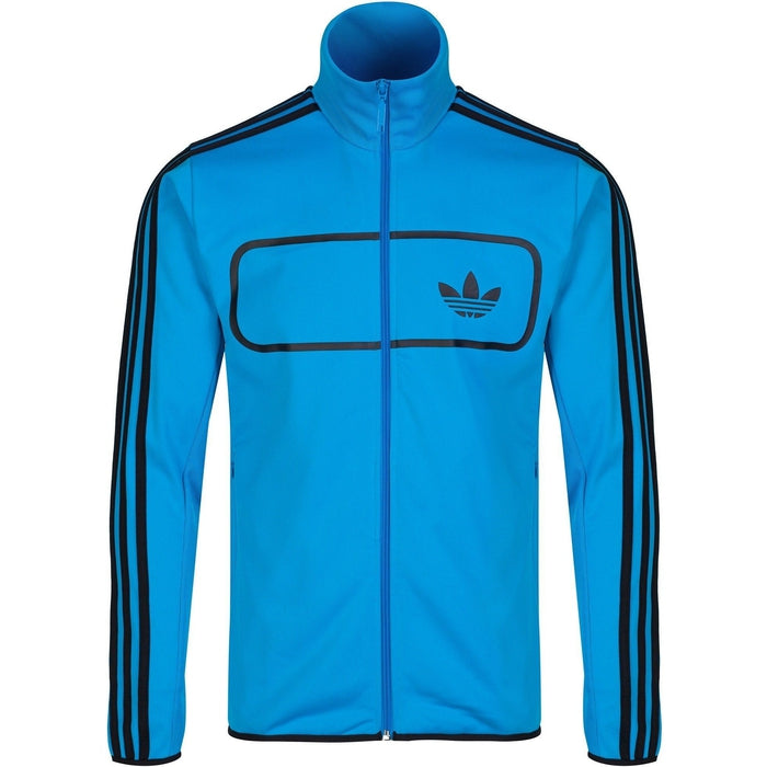 cd7b2c6d7195 adidas Originals Street Diver Track Top - Blue - F78092 - Trade Sports