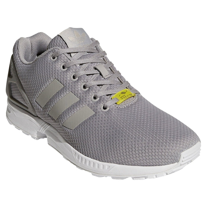 0fe7c8074637 ... adidas Originals Men s ZX Flux Trainers - Grey Outside ...