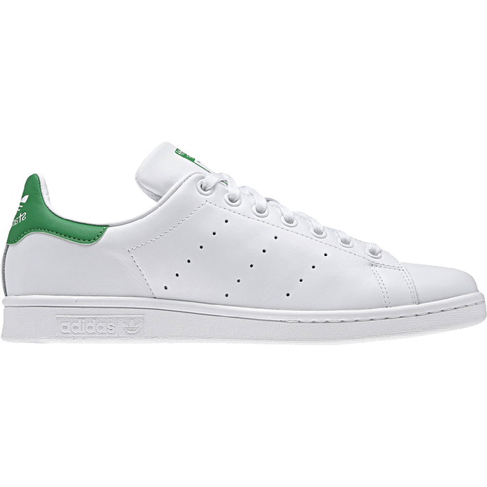 buy popular 61fc5 0e9e8 adidas Originals Men's Stan Smith Trainers - White/Green