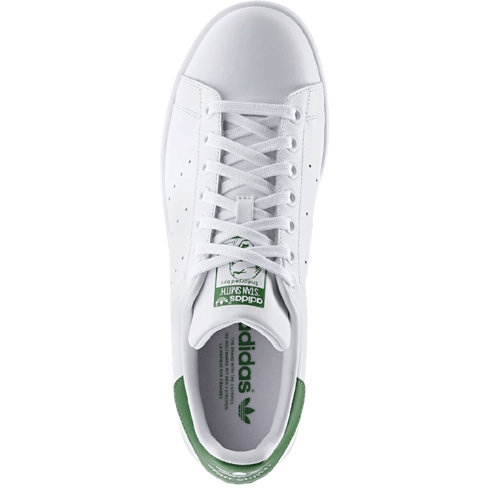 timeless design aa479 c2564 ... adidas Originals Stan Smith -White Green - Top ...