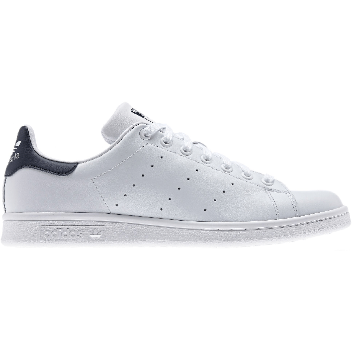 cb4dd1b5f416b1 adidas Originals Men s Stan Smith Trainers - White Navy - Trade Sports