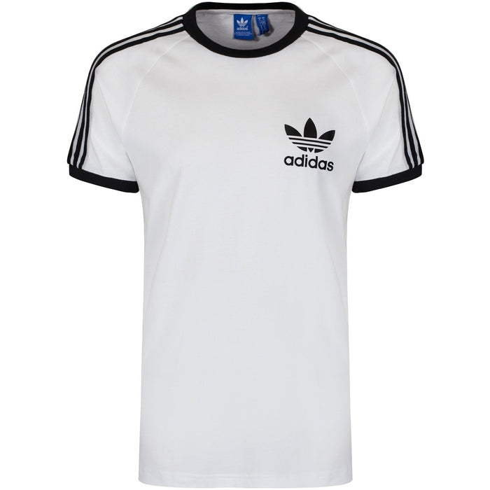 vente chaude en ligne 57a03 f7a56 Details about ADIDAS ORIGINALS CALIFORNIA TEE MEN'S MULTI COLOUR SIZE  TREFOIL T-SHIRT NEW