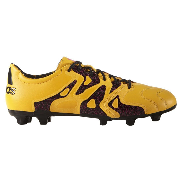 best service 05852 ea3e8 adidas Men's X 15.2 FG/AG Football Boots - Yellow