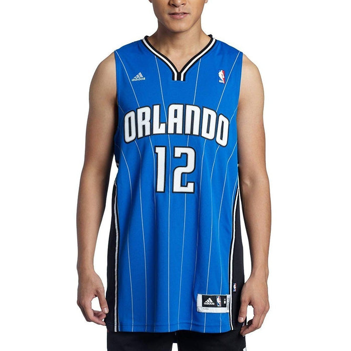 509b75ea202 ... adidas NBA Men's Swingman Jersey Dwight Howard and Orlando Magic Blue -  Front ...