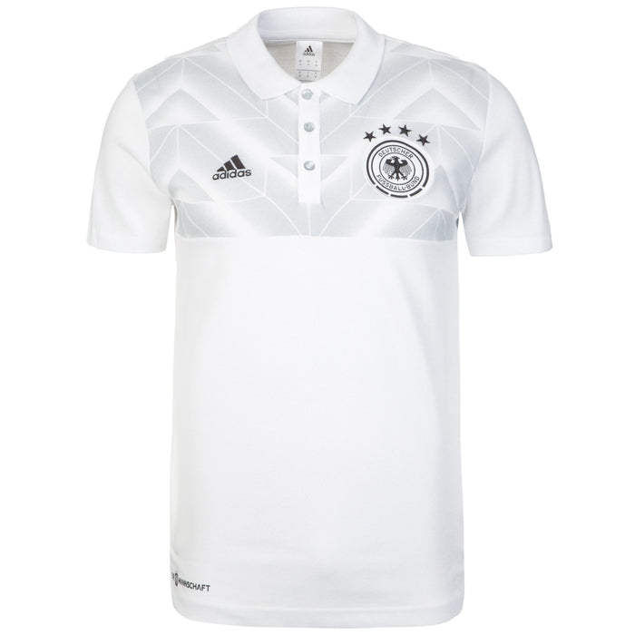 1e25196d4 ... adidas Germany Seasonal Special Polo Shirt - White - front ...