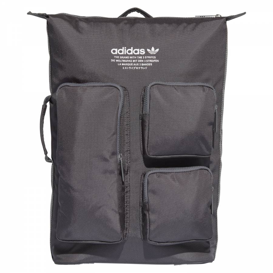 1ccae8b75a61 adidas Originals Men s NMD Day Backpack - Grey CE2391 - Trade Sports