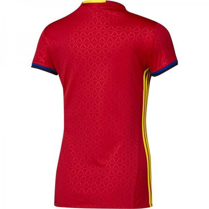 890891fba adidas Women s Spain National Football Team 16 17 Home Jersey - Red - back  ...