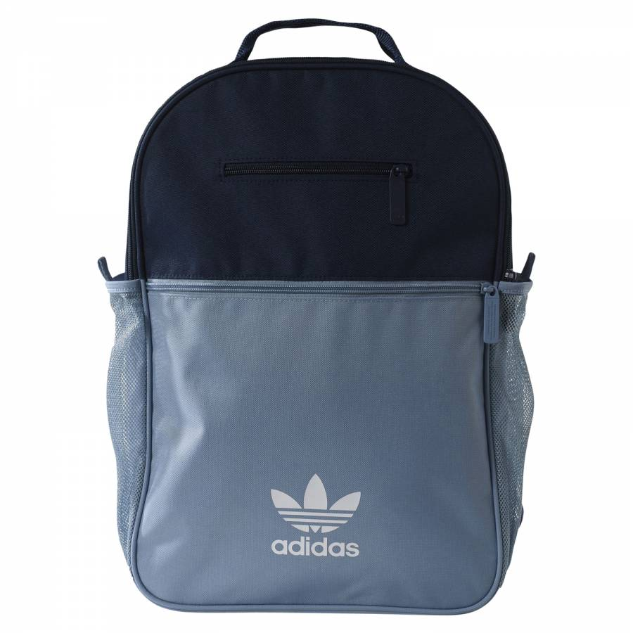 1136d5ccaef5 adidas Originals Essentials Trefoil Backpack - Blue BK6718 - Trade ...