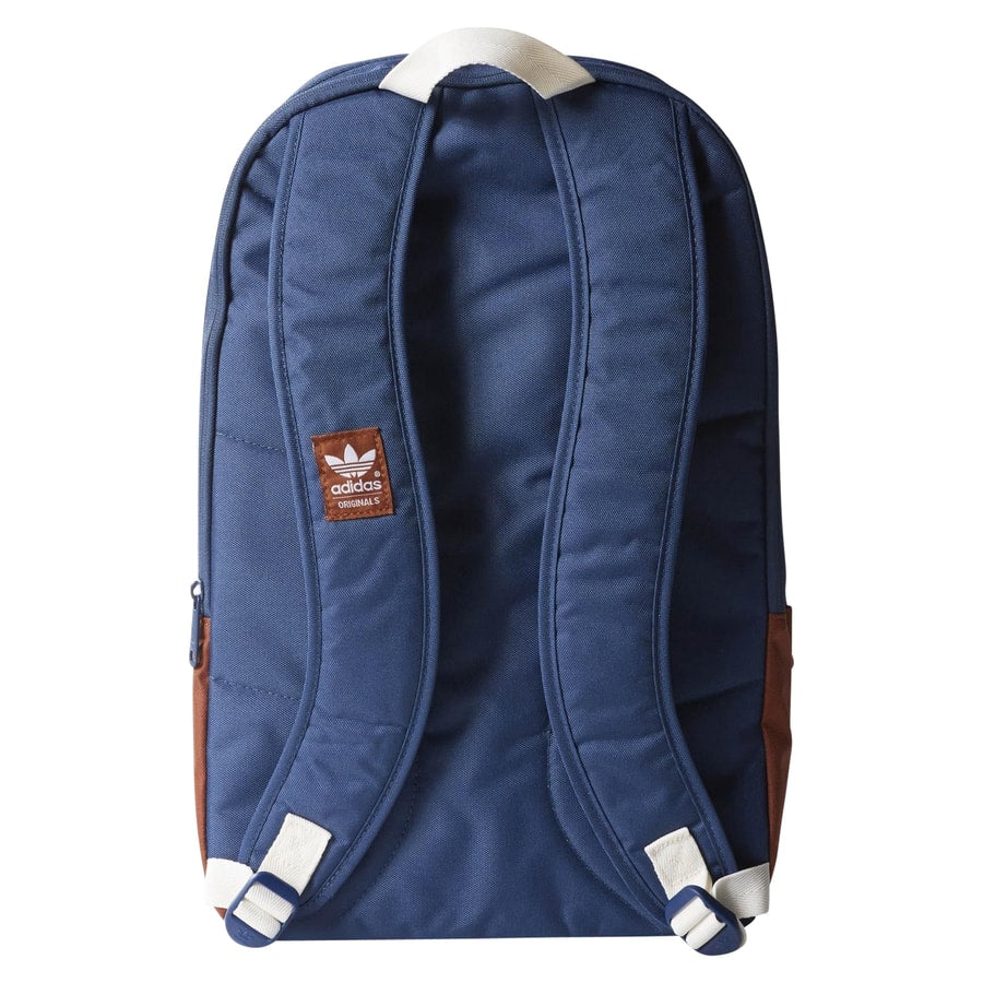 a9842f5af711 ... tradesports.co.uk adidas Campus Marine Blue Backpack Back Image ...