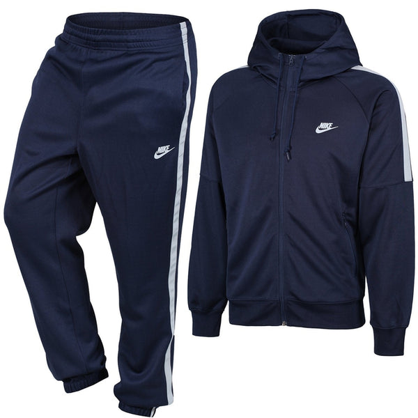 24c542785803 Trade Sports Nike Navy Full Tribute Men s Tracksuit wY17zqX7x