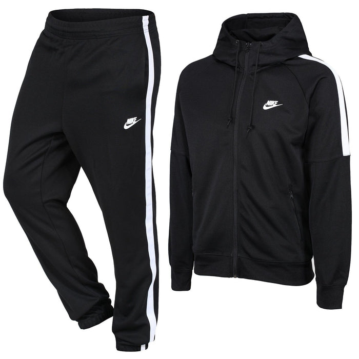 ca98f0a8dd5f Nike Men s Tribute Full Tracksuit - Black - Trade Sports