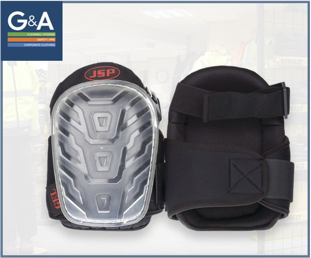 Knee Pads Gel & Rubber JSP