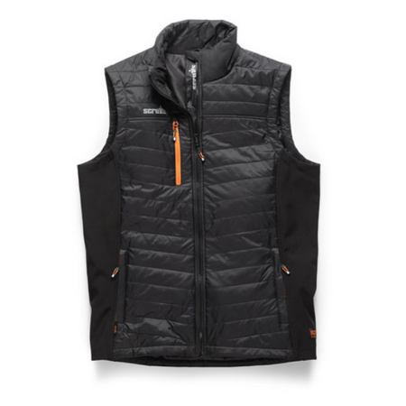 Scruffs Trade Bodywarmer ( Black)
