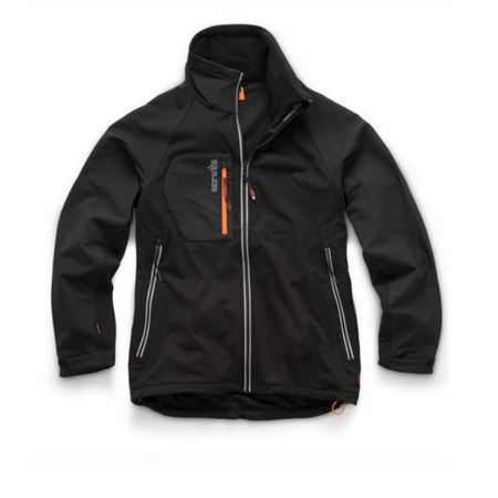 Scruffs Trade Flex Softshell Jacket