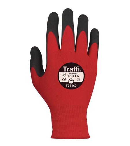 TG1140 Wet, Dry and Oily Conditions Cut Resistant Gloves