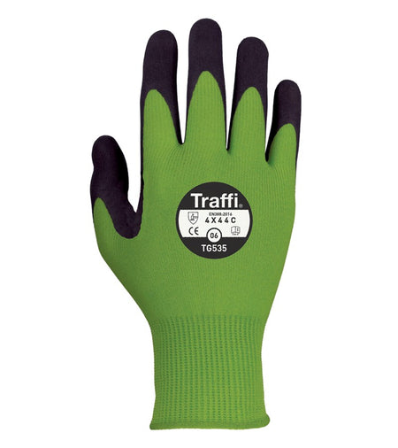 TG535 Outstanding Grip Cut Resistant Gloves