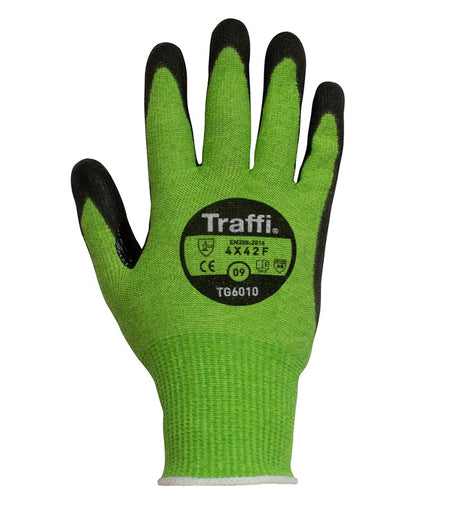 TG6010 Seamless Cut Resistant Safety Gloves