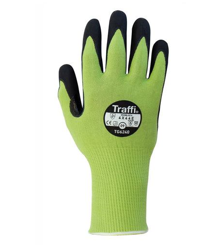 TG6240 Longer Lasting Cut Resistant Safety Gloves
