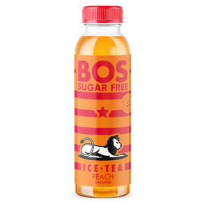 Sugar Free Peach 500ml PET x 6