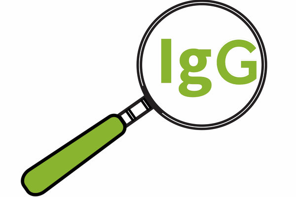 IgG food intolerance