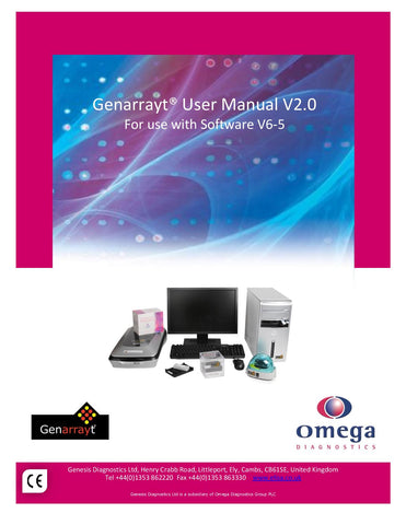English Genarrayt User Manual (Version V2.0)