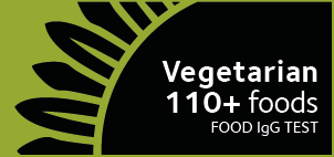 FoodPrint Vegetarian 110+