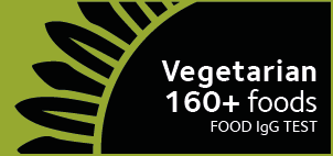 FoodPrint Vegetarian 160+