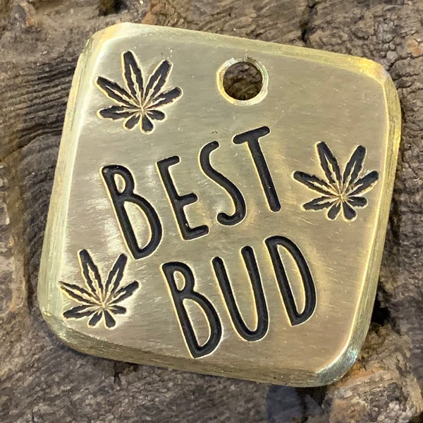 "1.1"" brass - best bud"