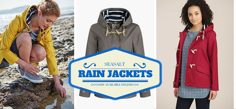 Seasalt Seafolly Jackets