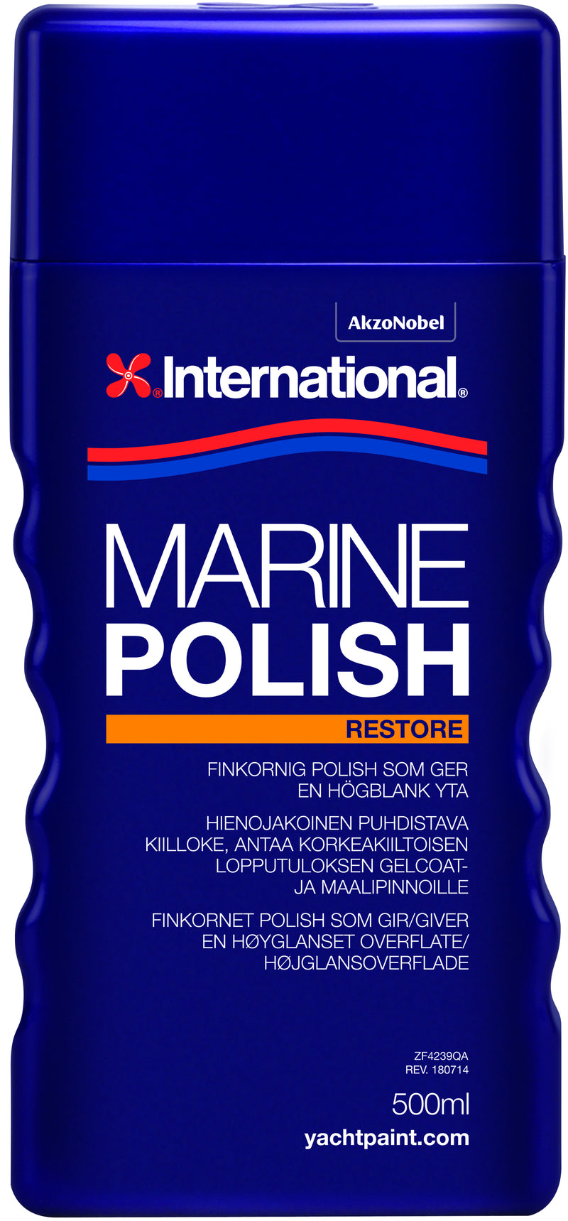 Marine Polish 500 ml