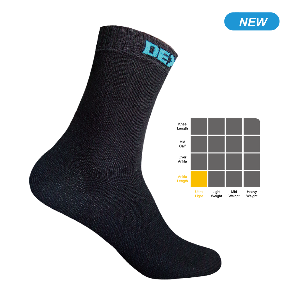 Ultra Thin Socks (vandtæt!)