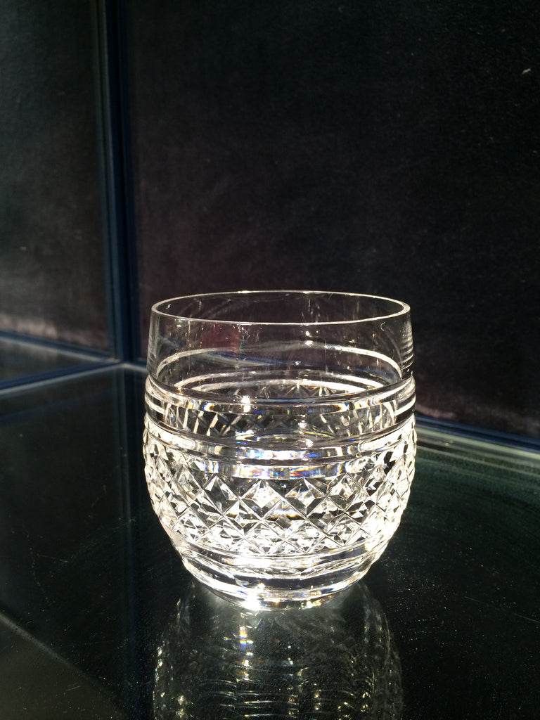 Old Fashioned Castletown Cut by Waterford Crystal