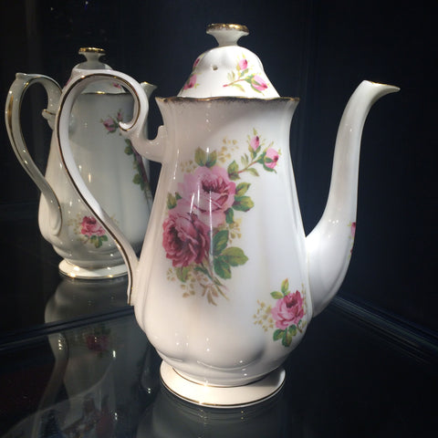 Royal Albert, Bone China, Large Coffee Pot