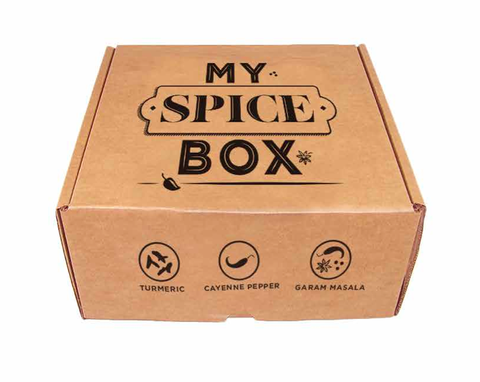 Curry Lover's Spice Box - Carnivore Edition