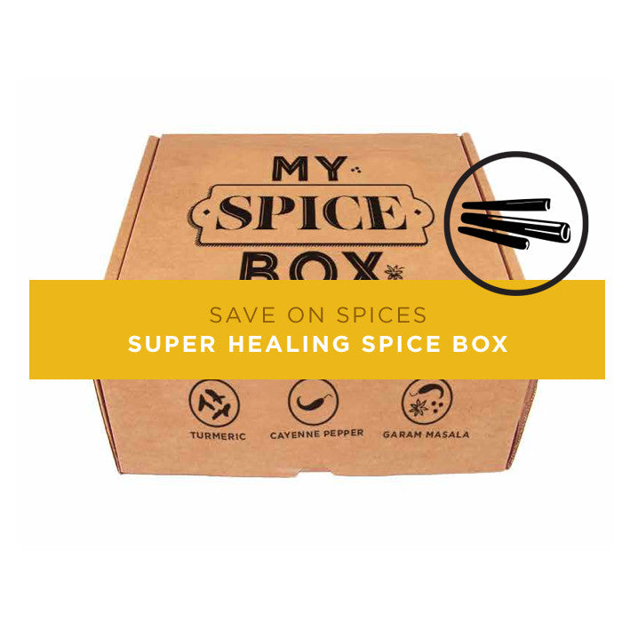 Super Healing Spice Box