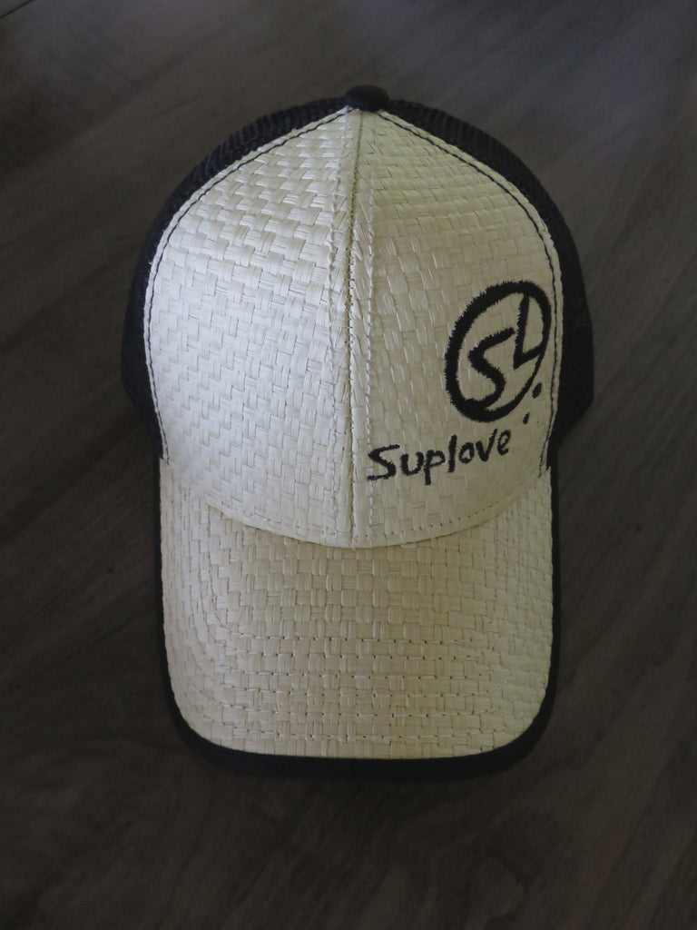 Suplove Wicker Trucker Hat