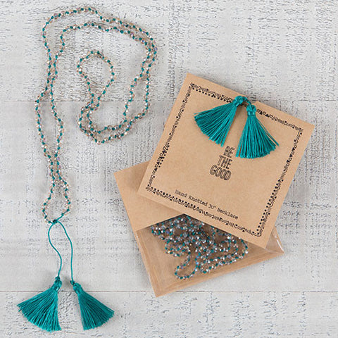 BE The Good Tassel Necklace