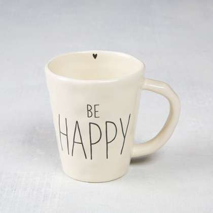 Be happy be mugs