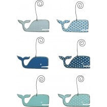 Ornaments -Assorted Whales